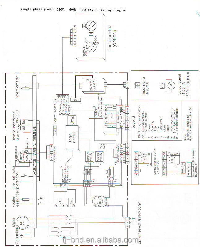 Damper End Switch Wiring Diagram, Damper, Free Engine