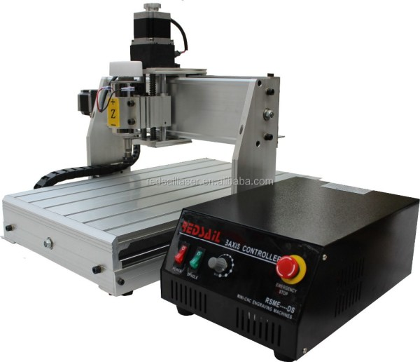 Portable Used Mini Cnc Router Type3 Software Design - Year