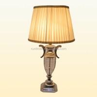 Fancy Table Lamp Decorative Fabric Desk Lamp International