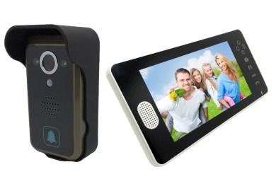 Wireless Front Door Camera