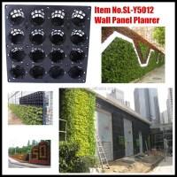 Giardino verticale parete verde pannello sl-y5012 fioriera ...