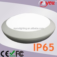 Waterproof Surface Mounted Led Ceiling Shower Light 15w