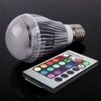 9w Rgbw Iphone Controlled Bluetooth Led Bulb Color ...