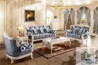China made luxury living room furniture chinioti queen ...