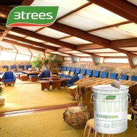 3trees Nc Anti-stick Wood Furniture Deco Paint(free Sample ...