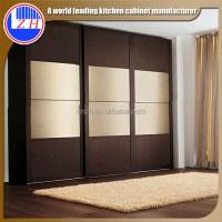 Best Sale Sliding Door Closet Wooden Almirah Designs - Buy ...
