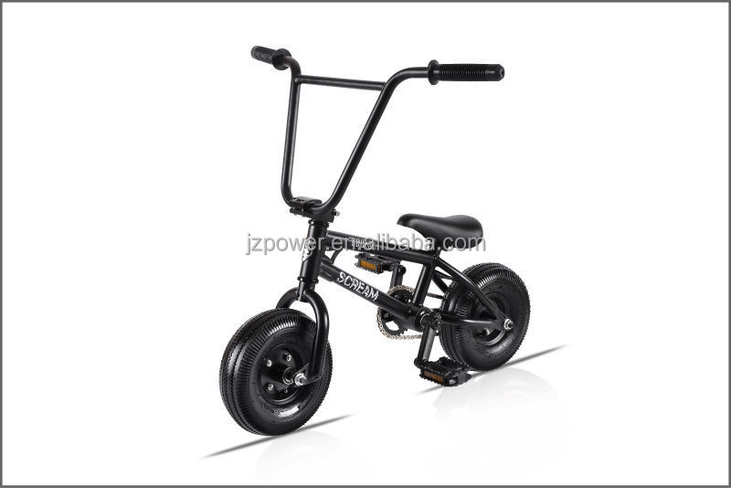 Black Color Rocker Mini Bmx Bike,Scream Mini Bmx,2015 New