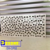 Architectural Decorative Perforated Metal Screen - Buy ...