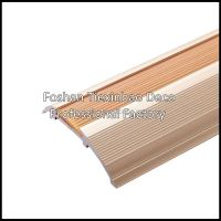Ceramic Tile Stair Nosing with alu insert ,rubber stair nosing
