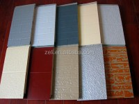 Fire Resistant Decorative Wall Panel /pu Exterior Wall ...