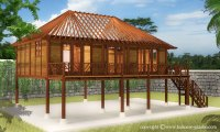 Stilt House - Buy Prefab House Product on Alibaba.com