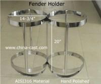 Different Types For Fender Holder Ribbed Boat Fenders ...