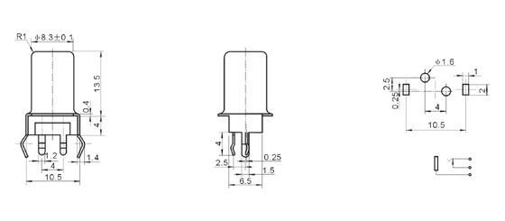 Female Rca Connector Male Rca Plug Socket Rca Jack For Pcb