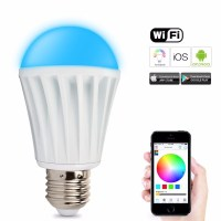 Wifi Led Smart Lighting,Wifi Control Dimmable Color ...