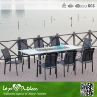 Outdoor Patio Furniture Aluminum Powder Coated,Patio