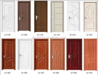 Turkish wooden diamond glass interior doors pvc sample ...