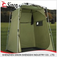 Pop Up Ensuite Shower Tent Outdoor Camping Toilet Portable ...
