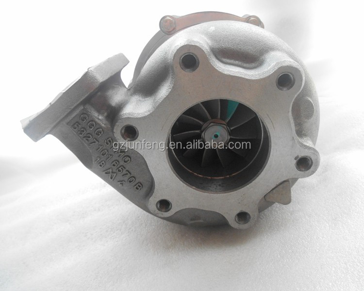 Auto Engine parts Turbocharger for Daewoo BUS D1146Ti I6CYL Engine TO4E55 Turbo charger