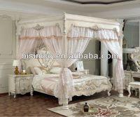 elegant canopy bedroom sets elegant new classical bedroom ...