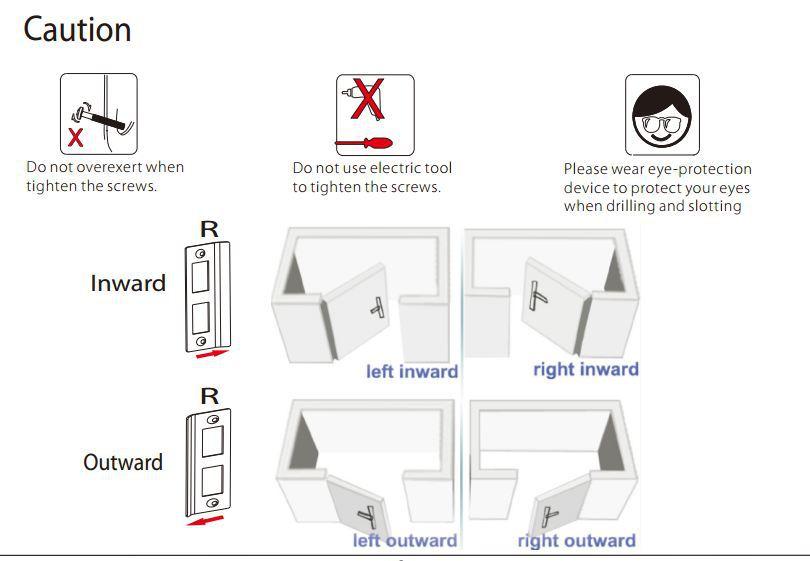 13.56mhz Card Door Lock Hotel Key Card Lock With Free
