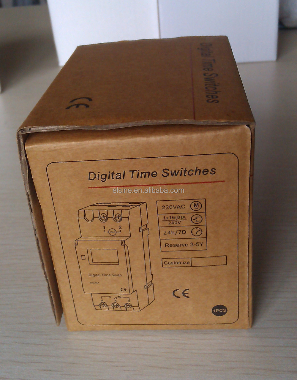 Time Switch And I Need Directions On Understanding The Wiring Diagram