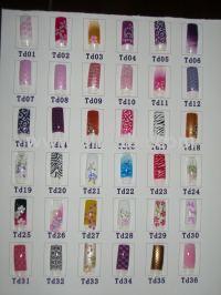 Pre-designed Nail Tips - Buy Pre-designed Nail Tips ...