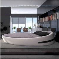 Chins mais recente design cama de casal king size cama ...