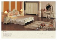 Italian style bedroom furniture-antique reproduction bed ...