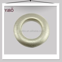 Simple Design Shower Curtain Rings Colored Curtain Ring