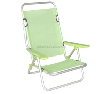 Comfortable Arm Beach Chair With Adjustable Legs - Buy ...
