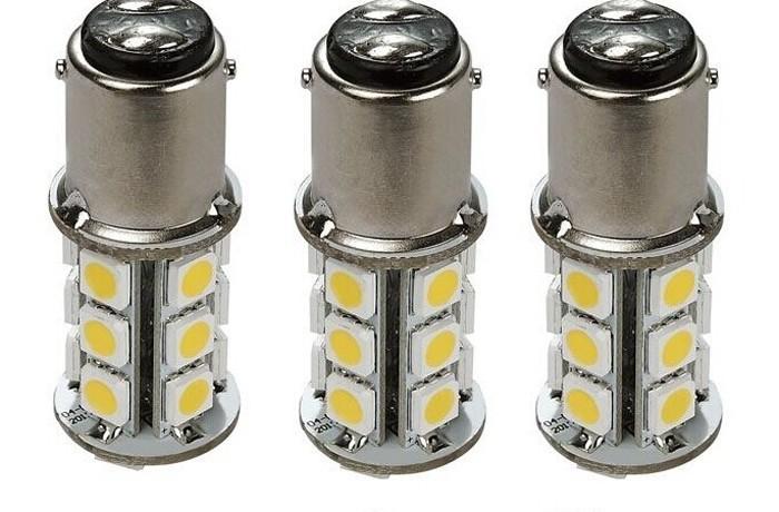ᐂ10 шт. RV и автоматическая светодиодная лампа 1076 База ...