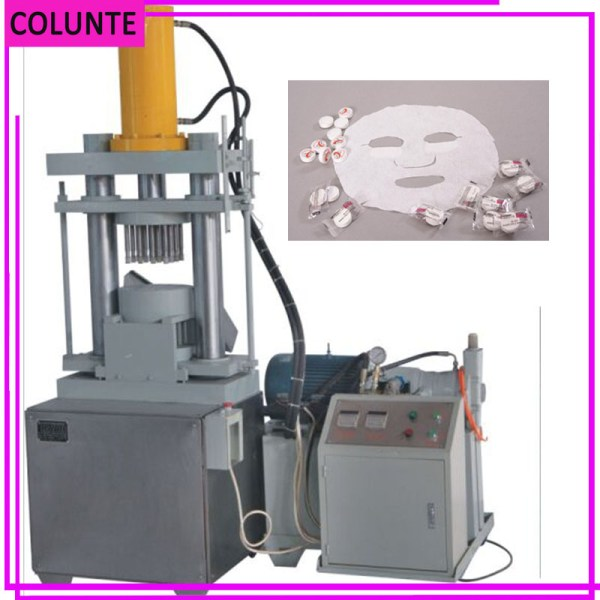 12 Holes Compressed Face Mask Making Machine Popular In