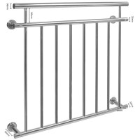 Outdoor Stainless Steel Balcony Handrail Fence/railing ...