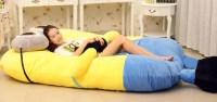 2015 new productminion bed sofa giant plush mattress