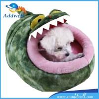 Lovely Plush Animal Shaped Pet Bed Dog Bed - Buy Dog Bed ...
