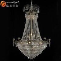 Antique Crystal Chandelier | Car Interior Design