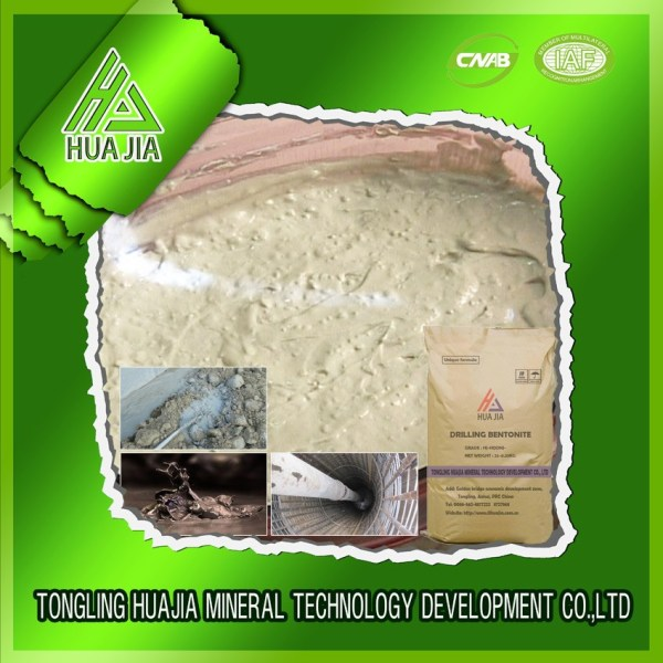 Bentonite Powder Msds Drilling Mud - Year of Clean Water