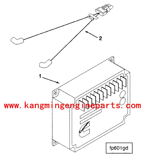 Genuine Parts Chongqing K50 K38 Control Governor 3062322