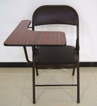 Folding Study Chair With Writing Pad - Buy Folding Study ...