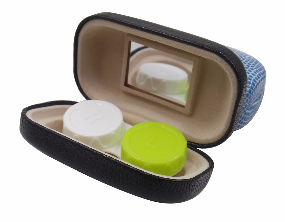 Cute Easy Carry Fashion Small Novelty Contact Lens Case ...