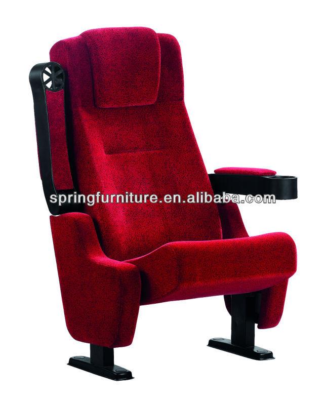 sillas apilables para el teatro de cine en casa muebles de asiento de asientos del cine para la venta mp07Otros muebles plegables