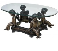 Bronze Sculpture Coffee Table - Buy Bronze Sculpture ...