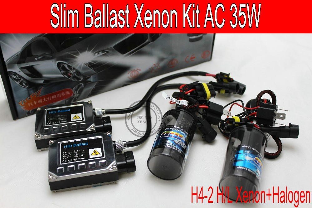 da8eca7e3c7933 ツ)  ¯Livraison Gratuite 12 V 35 W Top Qualité HID AC BALLAST KIT H4 ...