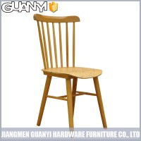 Ash Solid Wood Colorful Windsor Dining Chair - Buy Dining ...