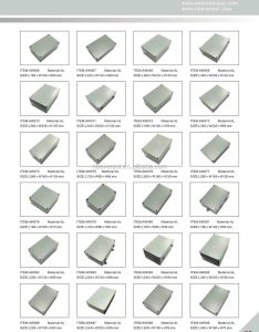 size chart also metal outdoor junction box buy boxmetal rh alibaba