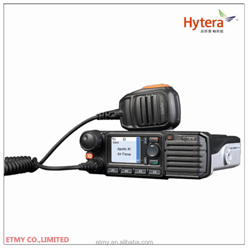 Hytera Dmr Mobile Radio Md780 1024ch Transmitter