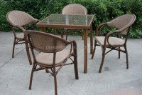 outdoor patio furniture-new design bamboo style chair ...