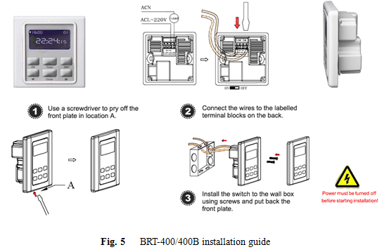 1 hour timer wiring diagram
