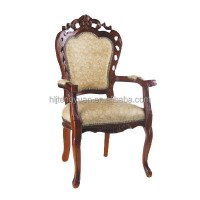 Solid Carved Wood Baroque Dining Chair - Buy Baroque ...