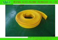 Cheap pvc blue hose pipe agricultural irrigation pipe